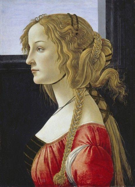 Dieses Gemälde von Sandro Botticelli (1445-1510) zeigt Simonetta Vespucci, eine berühmte Florentiner Dame, die allen Männern den Kopf verdreht hat und Muse namhafter Renaissancekünstler war. So lautet jedenfalls eine These. Andere sehen in dem Portrait vielmehr ein Idealbild weiblicher Schönheit. Der Spot, für den im Stadtbad Neukölln gedreht wurde, nimmt Bezug auf dieses Werk. Welcher Ort in Berlin wäre als Kulisse geeigneter als ein Bad, das im Jahr 1914 nach dem Vorbild römischer Kaiserthermen erbaut worden ist?! Foto: Jörg P. Anders