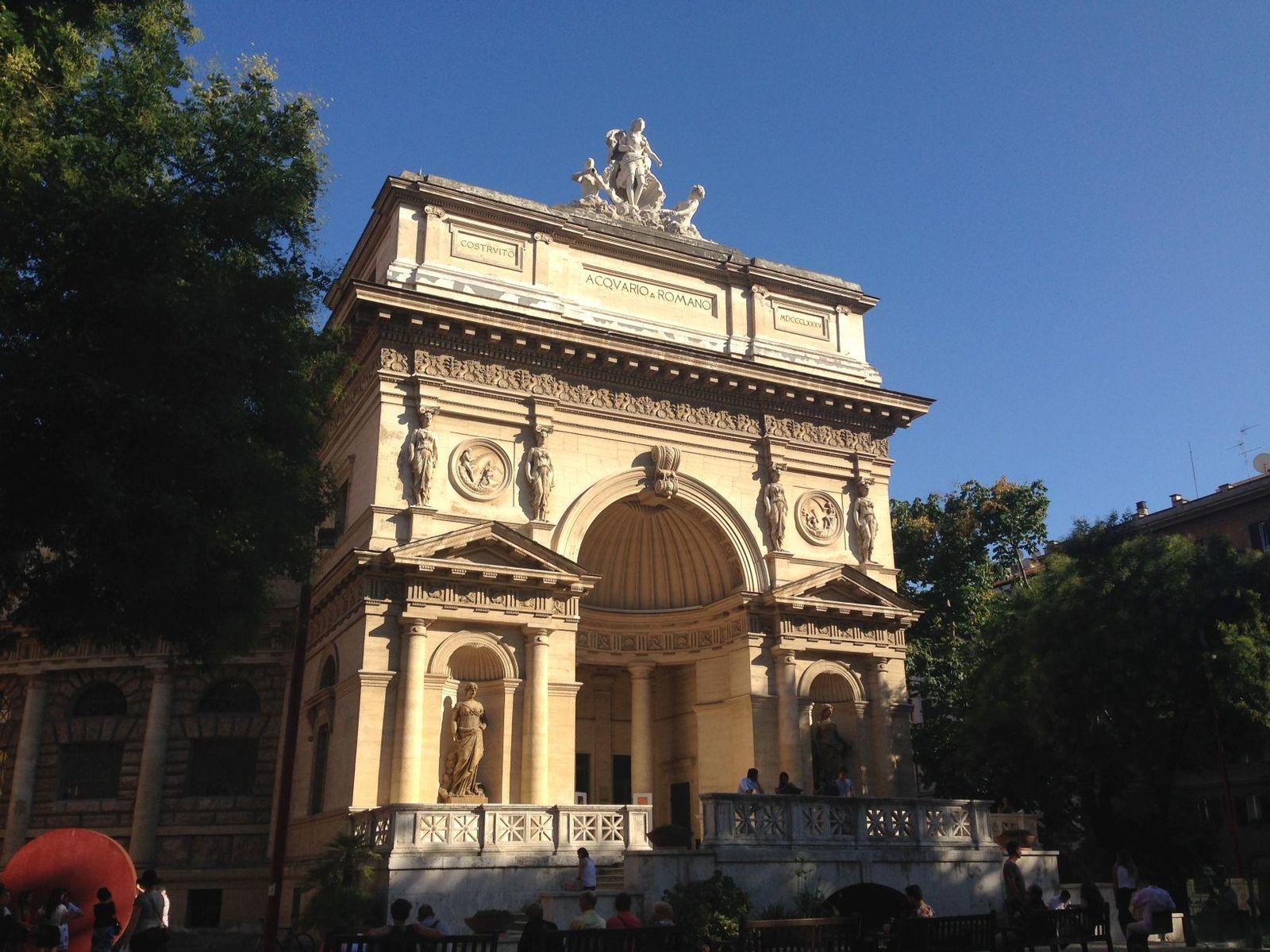 Casa dell'Architettura, Rom © Staatliche Museen zu Berlin, Ägyptisches Museum und Papyrussammlung / J. Jancziak