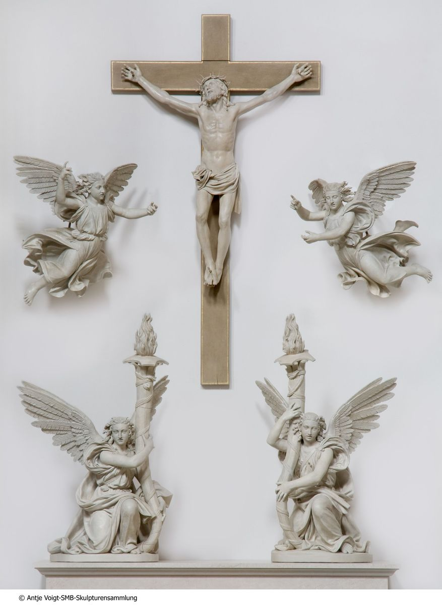 Antonio Begarelli (um 1499-1565): Altargruppe. Foto: Antje Voigt