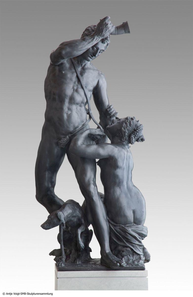 Adriaen de Vries (1556-1626): Venus und Adonis, 1620/21. Foto: Antje Voigt