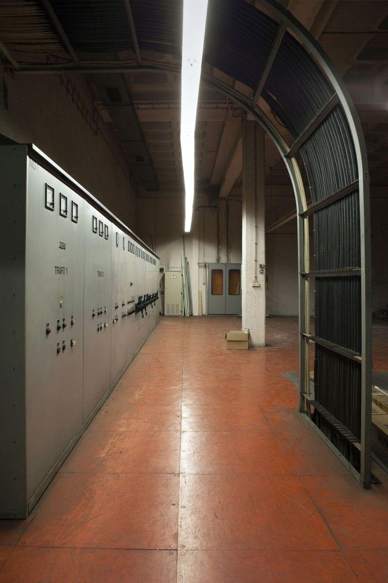 Die technische Ausstattung der Neuen Nationalgalerie ist teilweise noch aus den Sechziger Jahren und entspricht nicht einem modernen Museumsbetrieb. Foto: Juliane Eirich