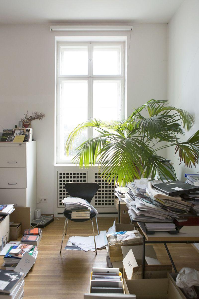 Büro von Eugen Blume (c) Staatliche Museen zu Berlin / Juliane Eirich