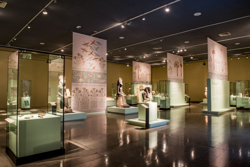 "Raum ""Diesseits"" © Centro Cultural La Moneda"