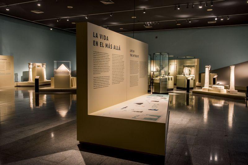 """Raum """"Jenseits"""" © Centro Cultural La Moneda"""