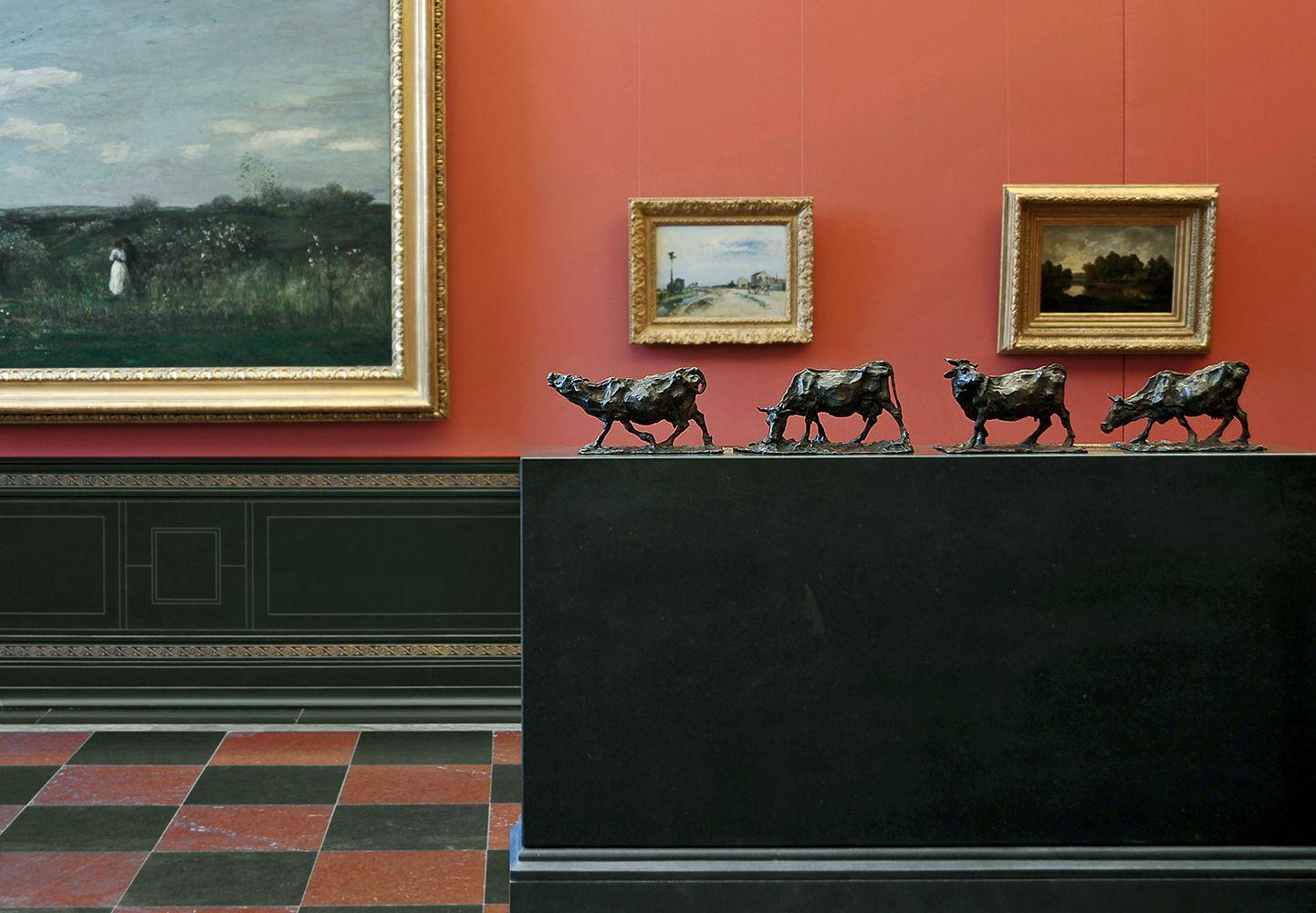 © Staatliche Museen zu Berlin, Nationalgalerie / Andres Kilger