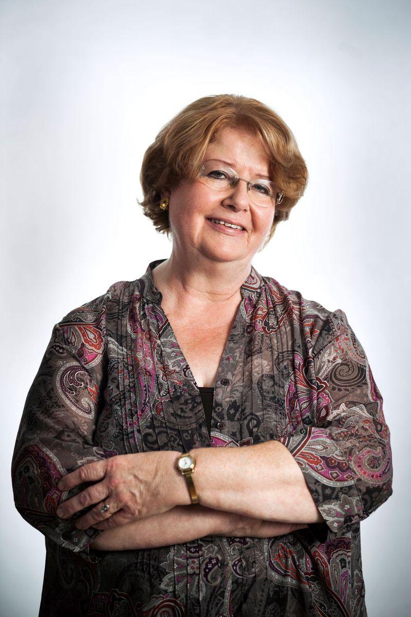 Ursula Kästner © SPK / Werner Amann