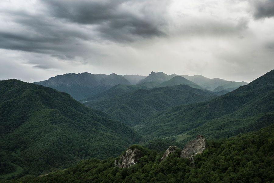 Kahchen Gebirge Bergkarabach © Erol Gurian 2016