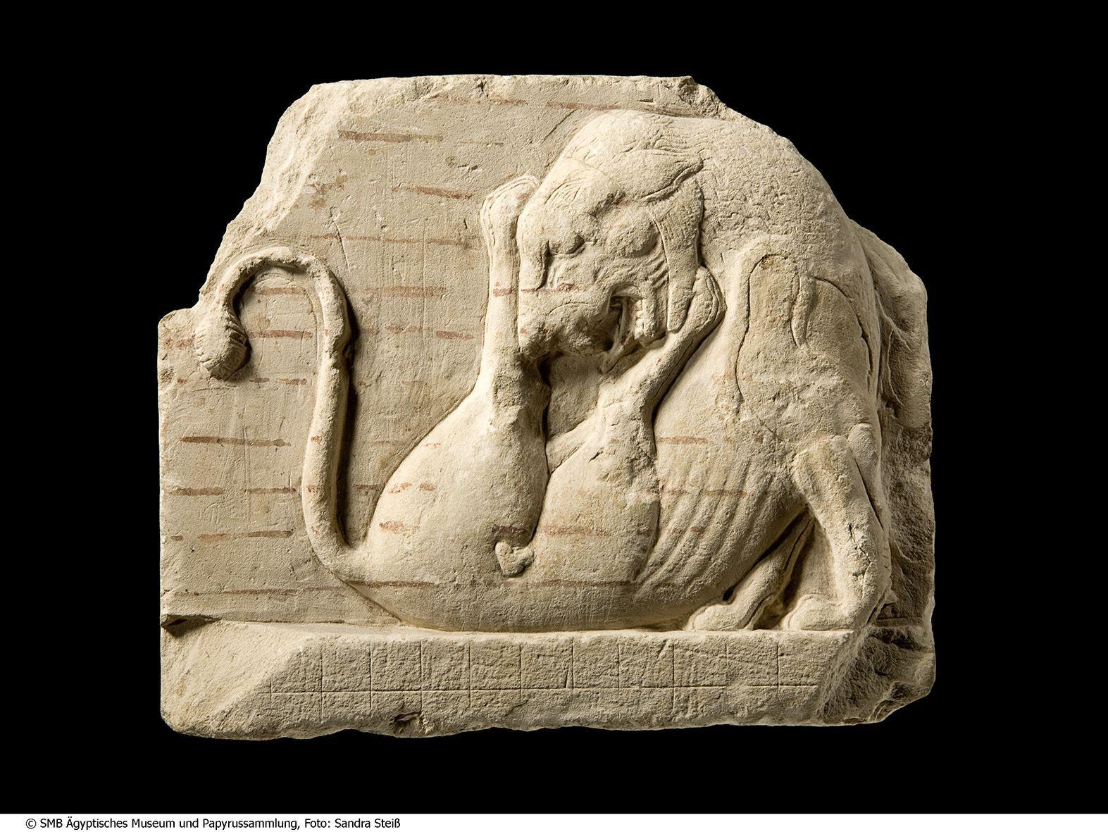 © Staatliche Museen zu Berlin, Ägyptisches Museum und Papyrussammlung / S. Steiß