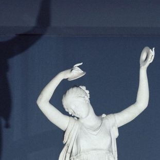 Canovas Tänzerin im Bode-Museum. Foto: Daniel Hofer