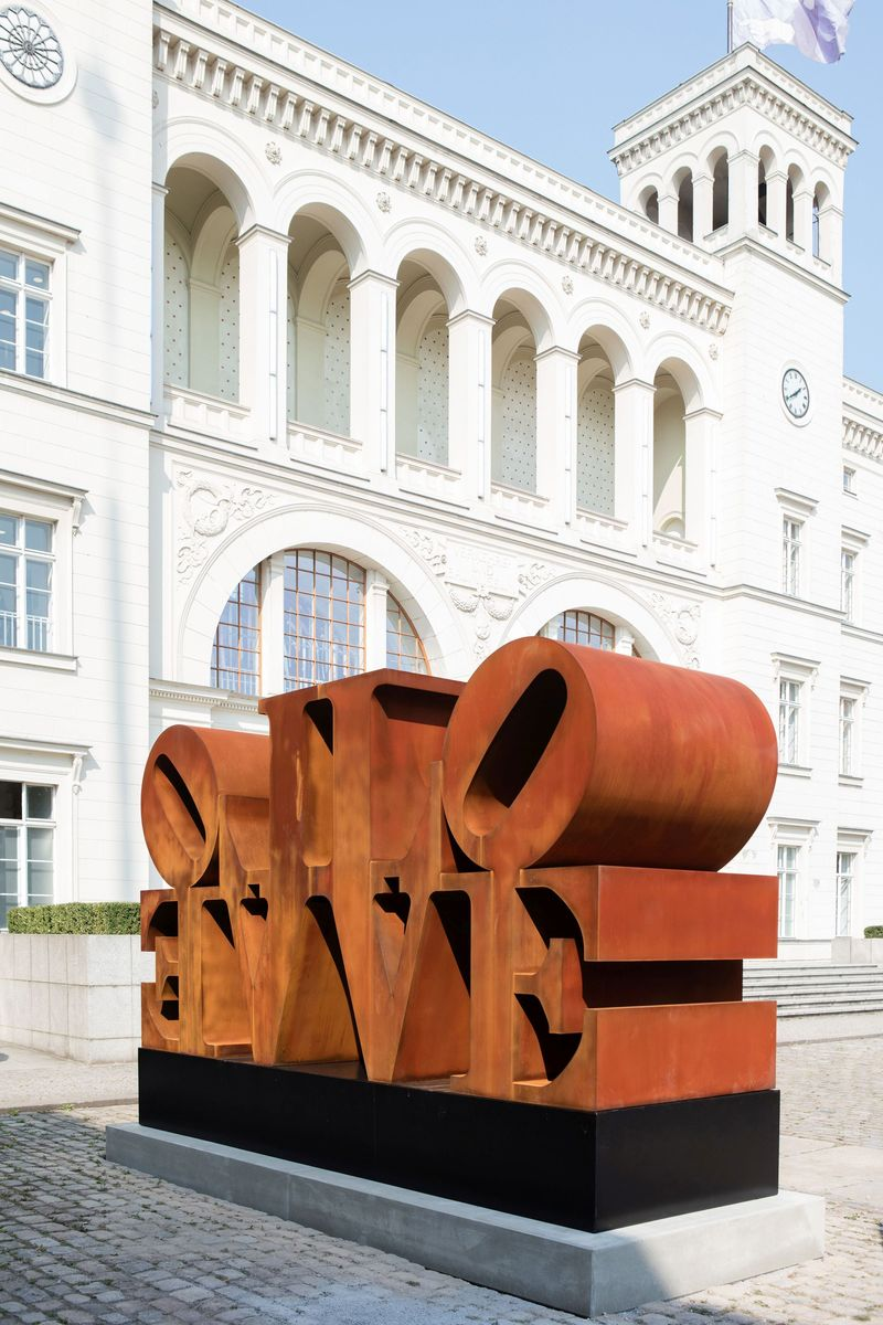 Titelbild: Robert Indiana: Imperial Love, 1966/2006. Donation of the Morgan Art Foundation to the Verein der Freunde der Nationalgalerie 2015 © Staatliche Museen zu Berlin, Nationalgalerie / Thomas Bruns / VG Bild-Kunst, Bonn 2016 / Morgan Art Foundation