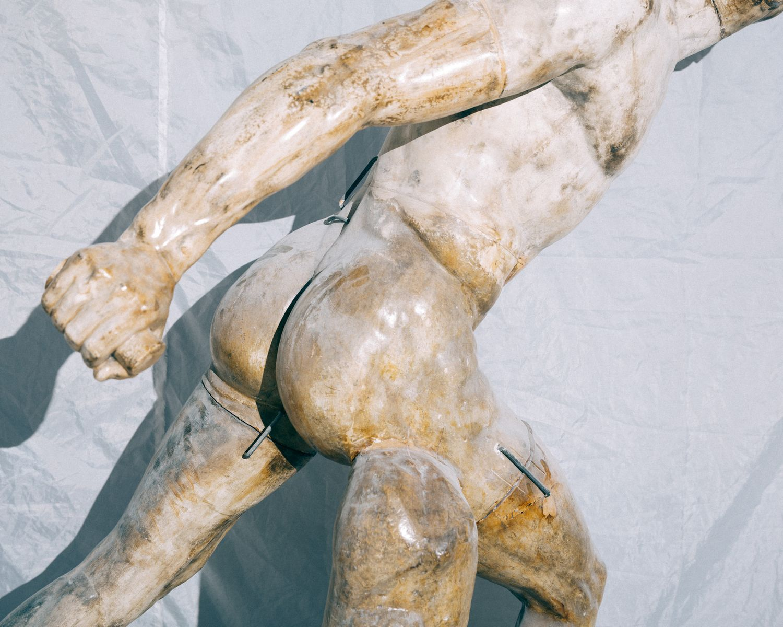 """Borghesischer Fechter""; © Staatliche Museen zu Berlin, Daniel Hofer"