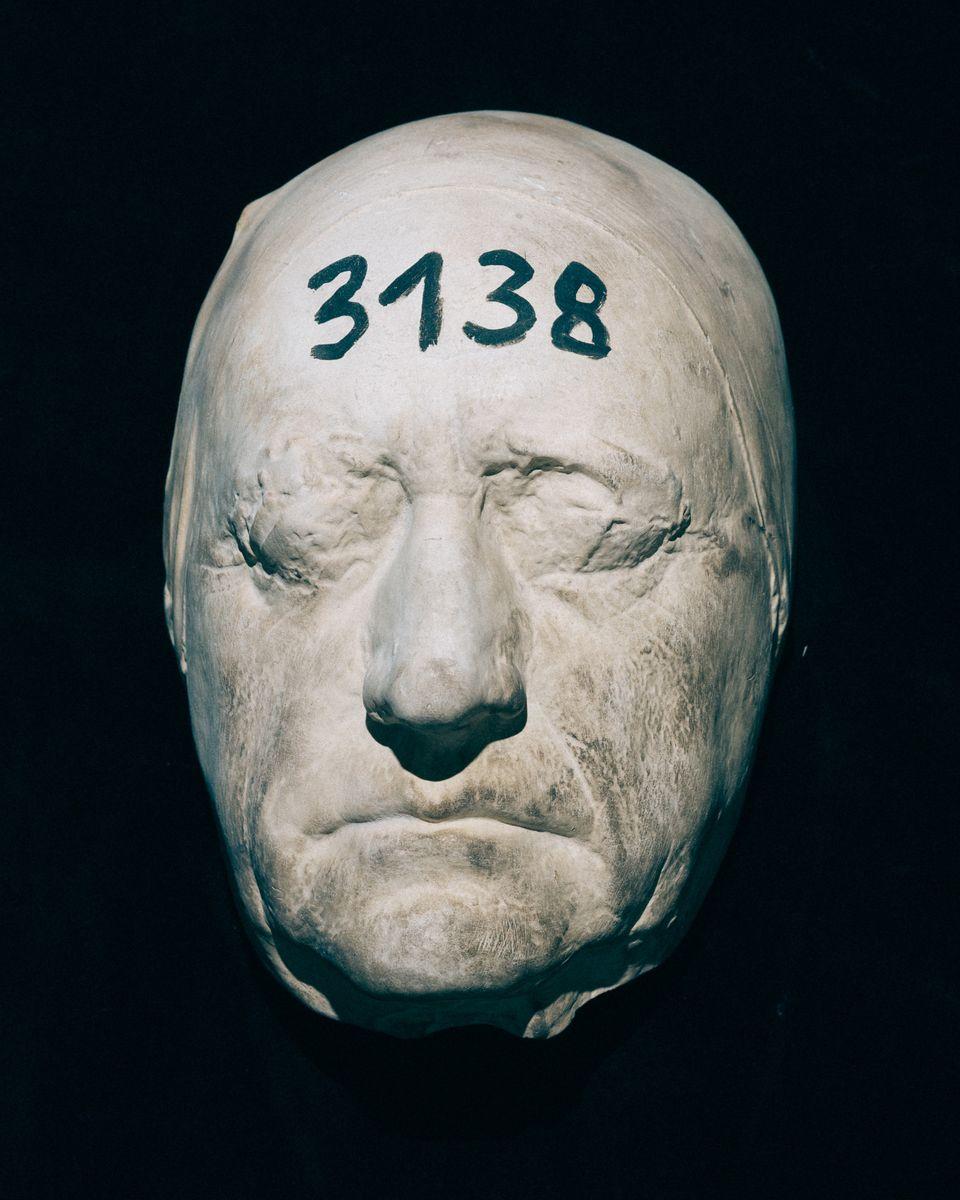 Lebendmaske Johann Wolfgang von Goethe; © Staatliche Museen zu Berlin, Daniel Hofer