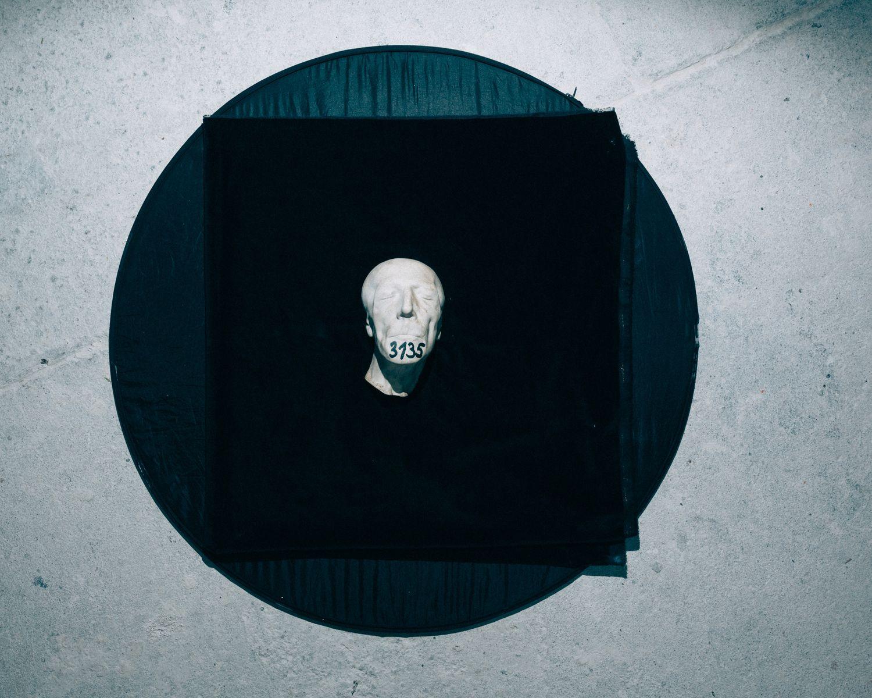 Totenmaske Friedrich II. von  Preußen; © Staatliche Museen zu Berlin, Daniel Hofer