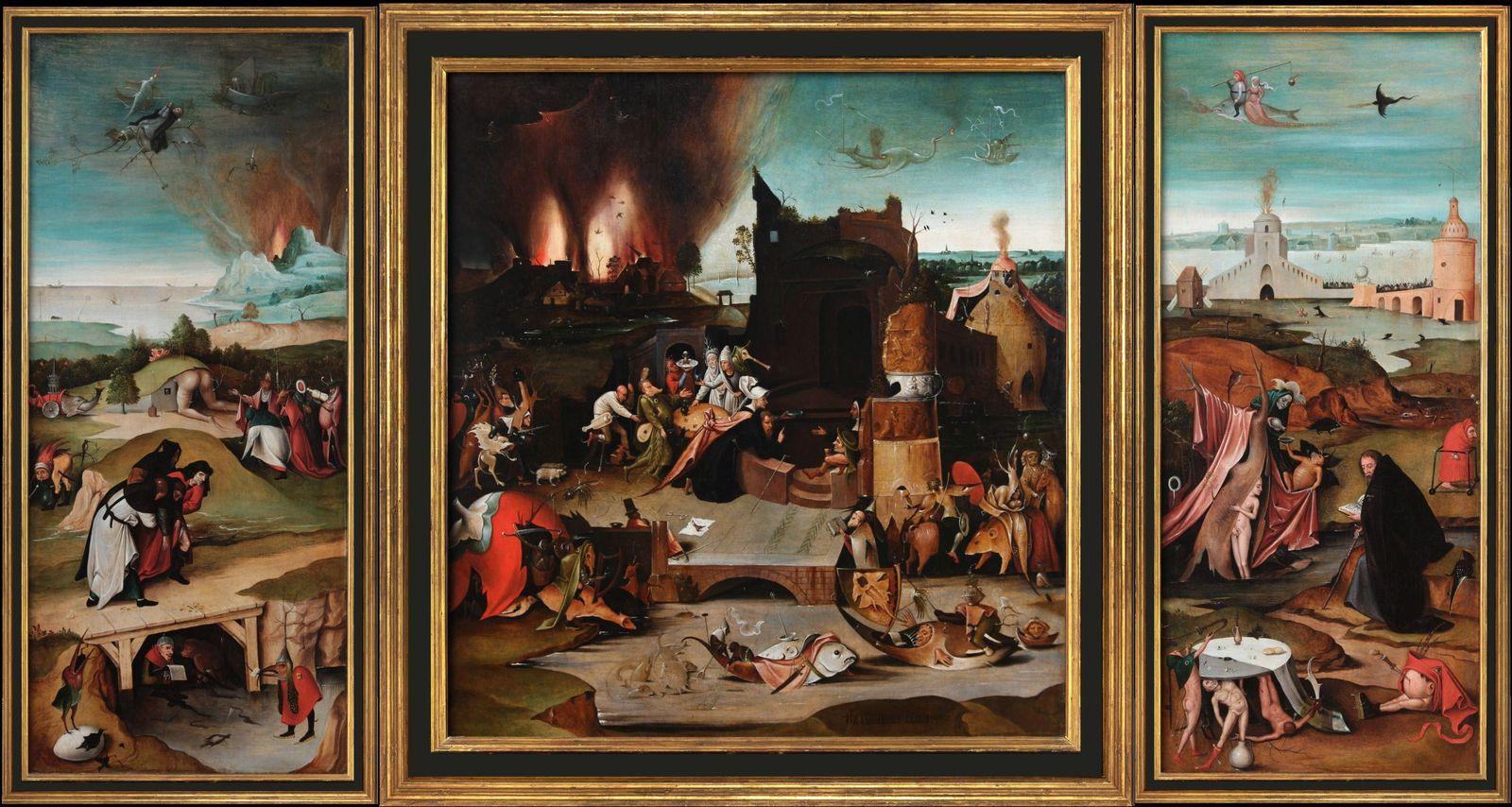 Späte Rettung für einen Erben des Hieronymus Bosch | Museum and the City