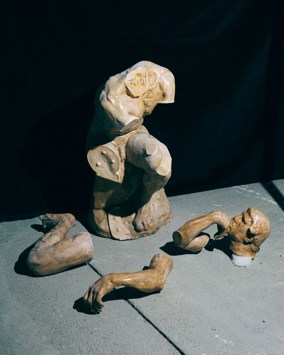 "Rodin: ""Der Denker""; © Staatliche Museen zu Berlin, Daniel Hofer"