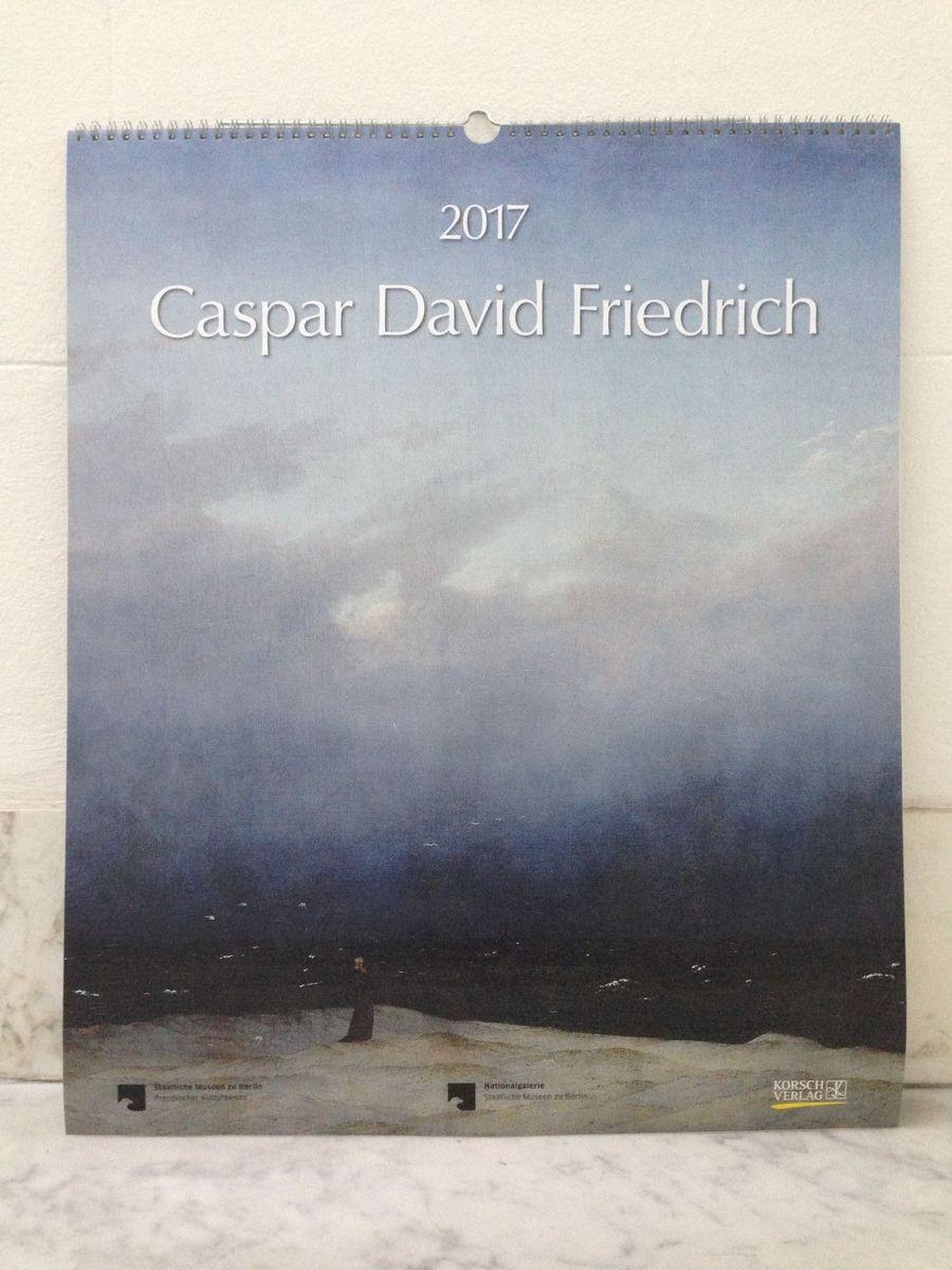 Caspar David Friedrich: Der Mönch am Meer, 1808/10 © Staatliche Museen zu Berlin, Nationalgalerie / Andres Kilger