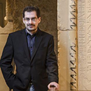 Jan Moje, Ägyptisches Museum und Papyrussammlung © Staatliche Museen zu Berlin / David von Becker