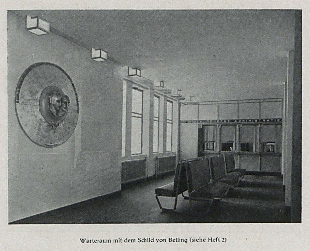 Volharding 1930