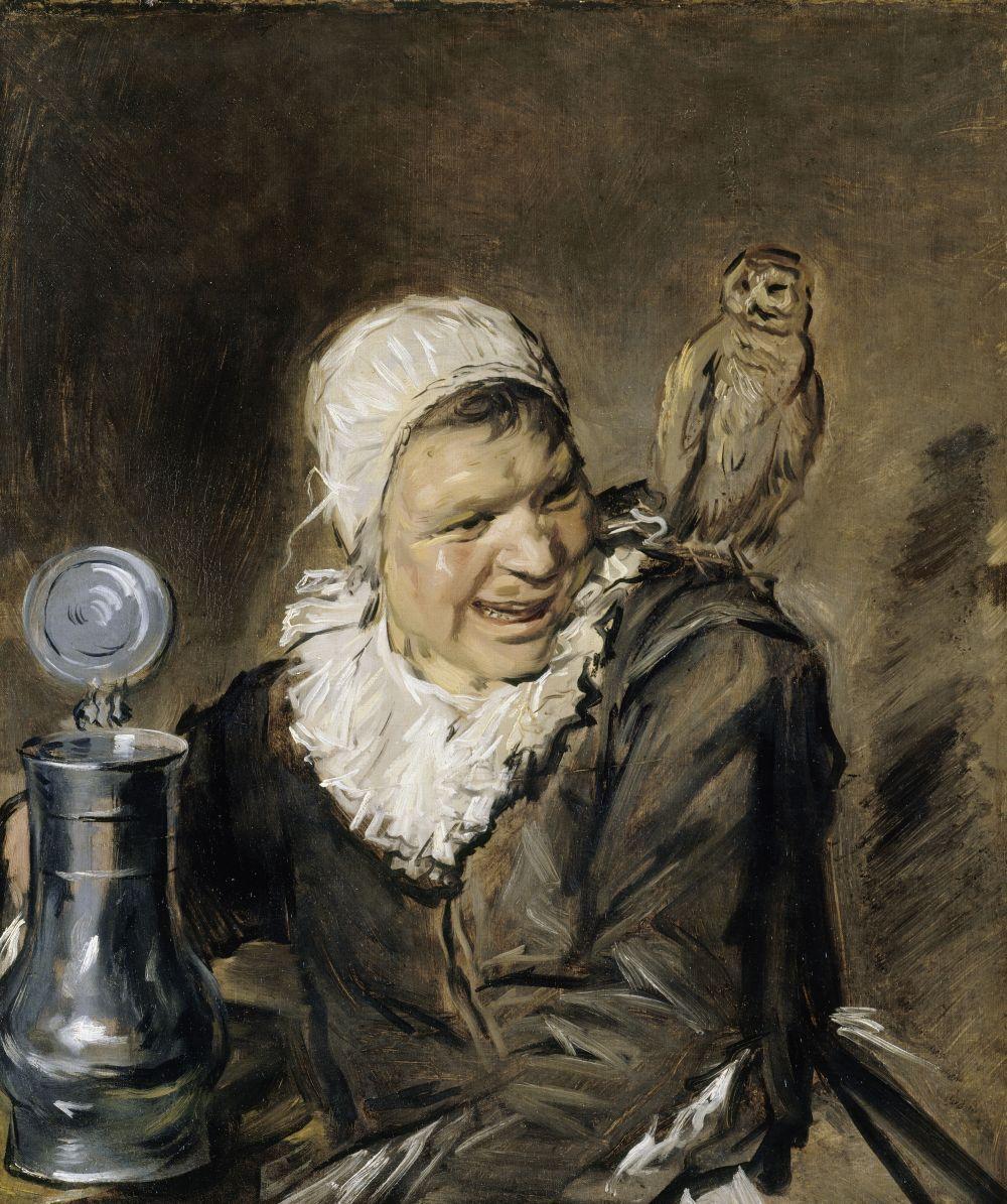 Frans Hals: Malle Babbe (1633/1635) © bpk / Gemäldegalerie, Staatliche Museen zu Berlin / Jörg P. Anders