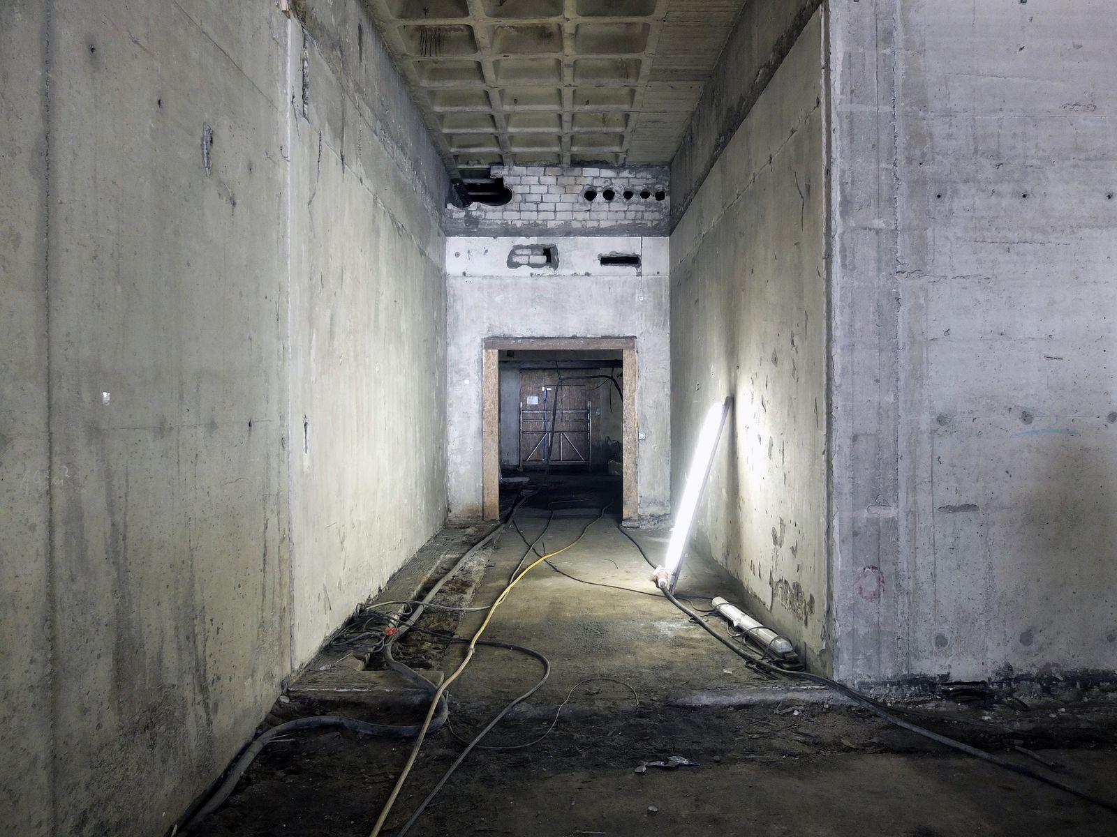 Ein Bereich im Untergeschoss. © Staatliche Museen zu Berlin / schmedding.vonmarlin.