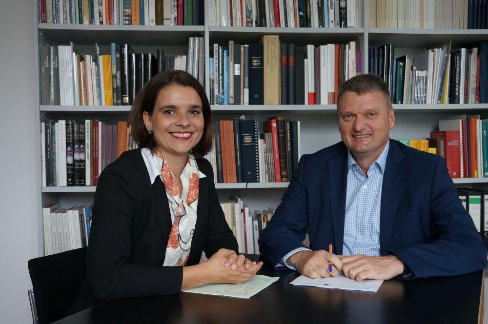 Britta Bommert und Joachim Brand ©Katrin Käding