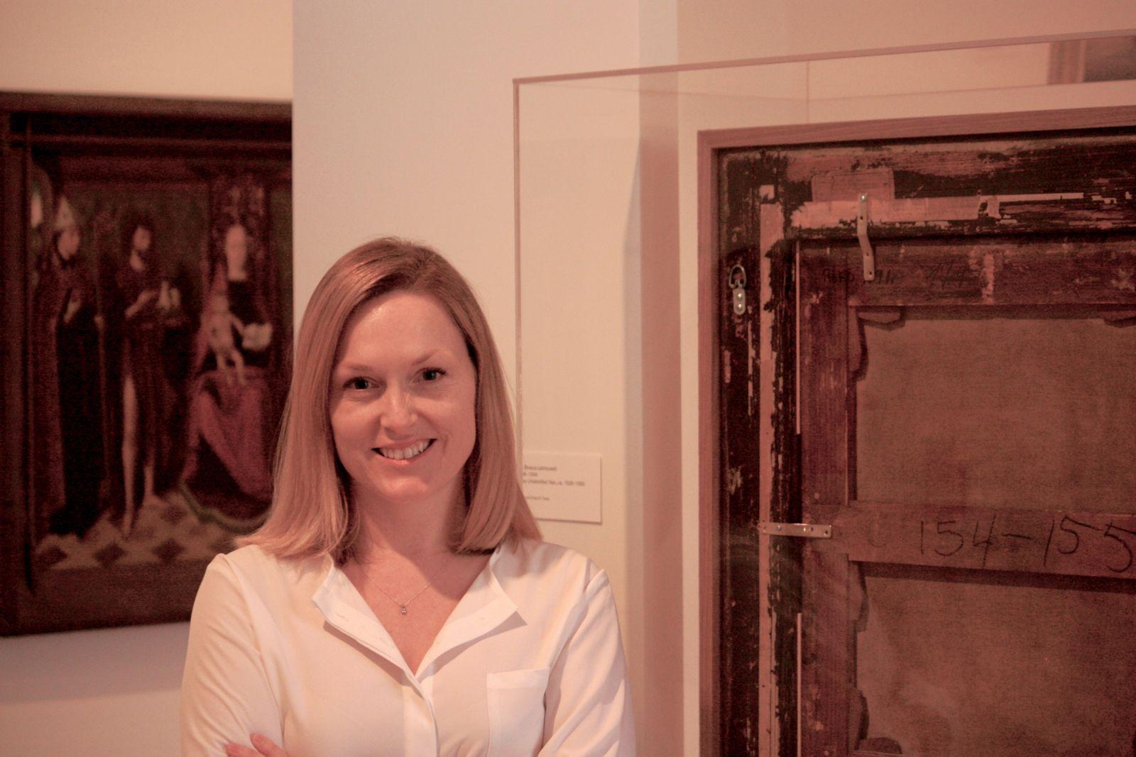 Nancy Karrels (c) Krannert Art Museum