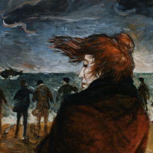 Gabriele Mucchi: Nach dem Sturm, 1957; Copyright: bpk / Nationalgalerie, SMB, VG Bild-Kunst 2017