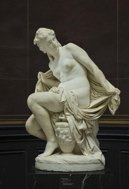 Reinhold Begas:  Susanna, 1869 © Nationalgalerie der Staatlichen Museen zu Berlin / Andres Kilger