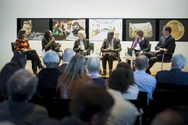 Veranstaltung zum Humboldt Lab Tanzania. Berlin, 25.06.2018. Copyright: SPK/photothek.net/Florian Gaertner
