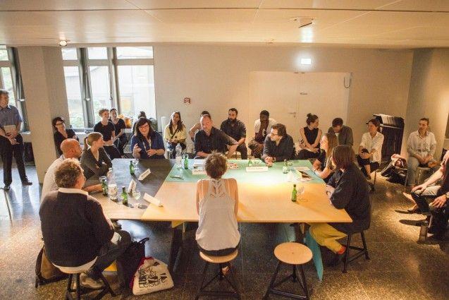 """Design Talk """"Küche der Zukunft"""" © Staatliche Museen zu Berlin, Kunstgewerbemuseum"""