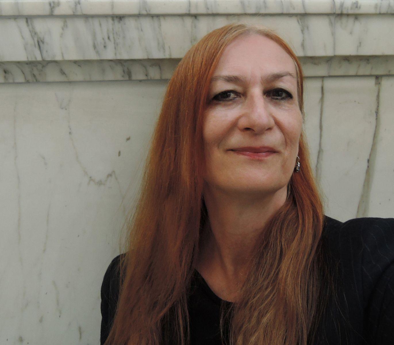 Sabine Dettmann. Foto: Sabine Dettmann