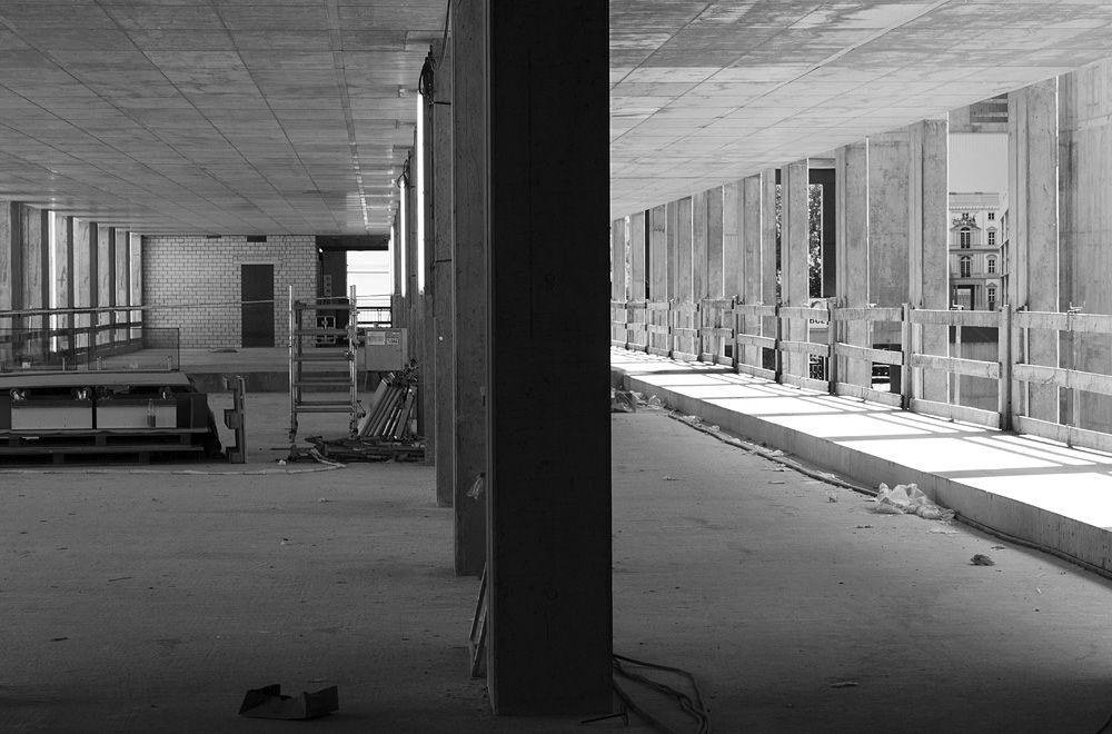 Erstes Obergeschoss. Foto: Fabian Fröhlich
