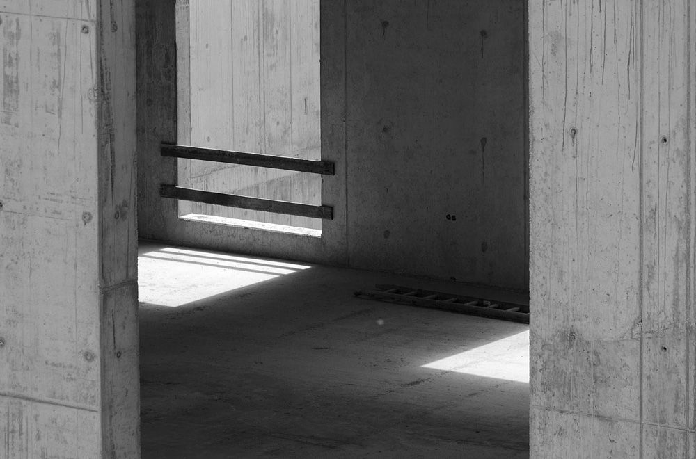 Blick ins zweite Obergeschoss. Foto: Fabian Fröhlich
