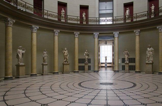 Rotunde im Alten Museum