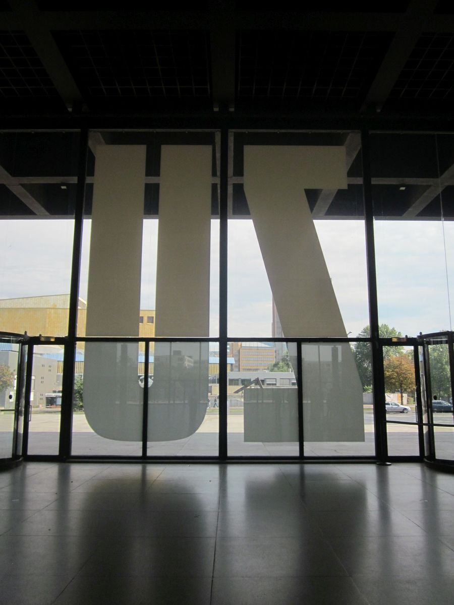 Gestern war das Museumsgebäude noch einmal für Interessierte geöffnet.