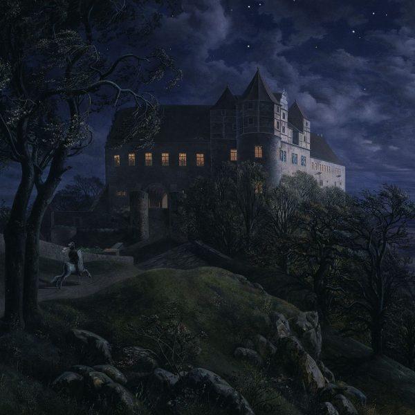Die Romantik hatte eine dunkle, bisweilen morbide Seite. Besonders schön und – natürlich – romantisch kommt sie in dieser mysteriösen Darstellung der