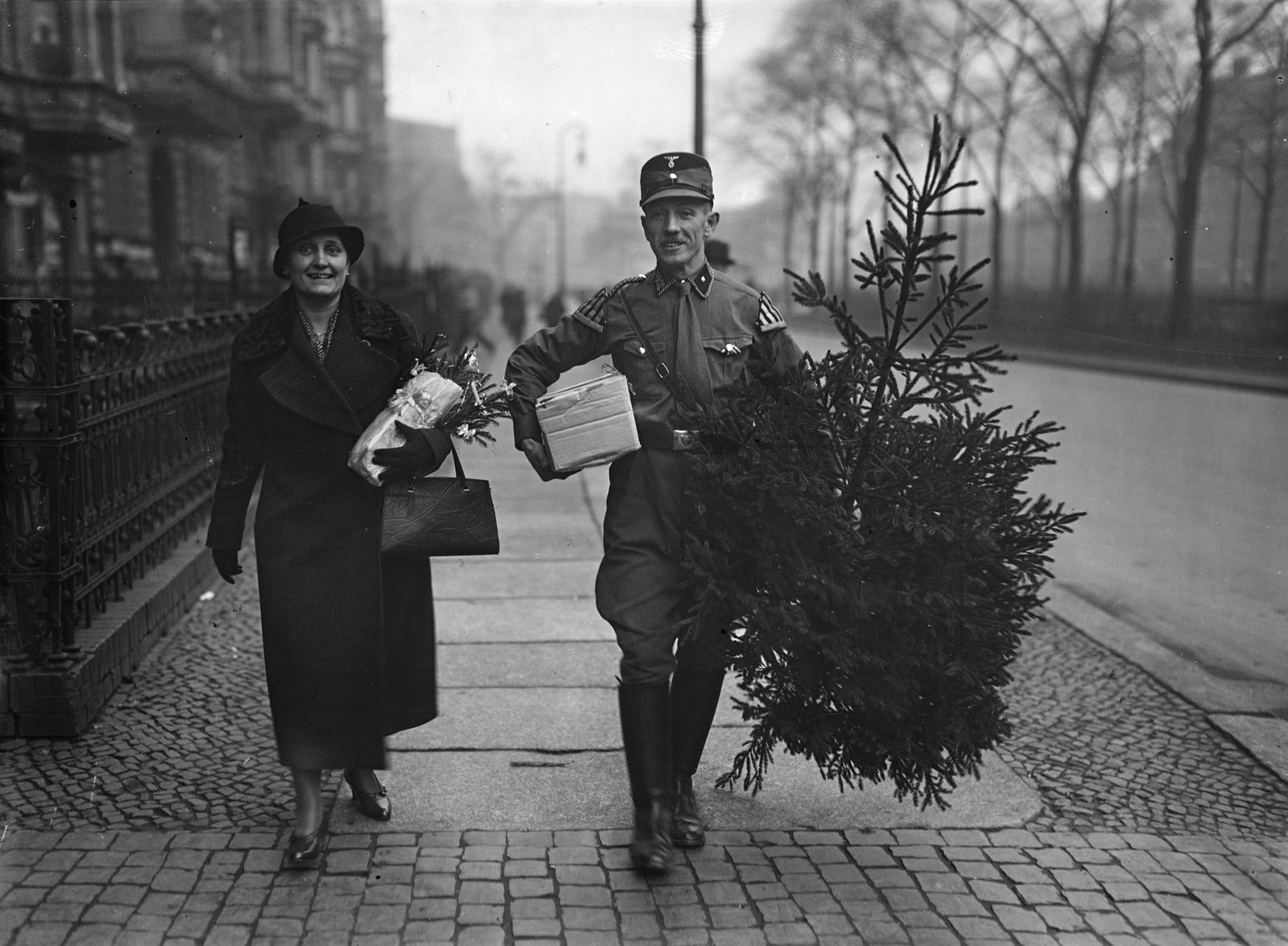 Weihnachten unterm Hakenkreuz: