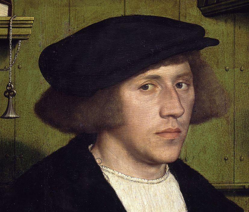 Detail, Gesicht