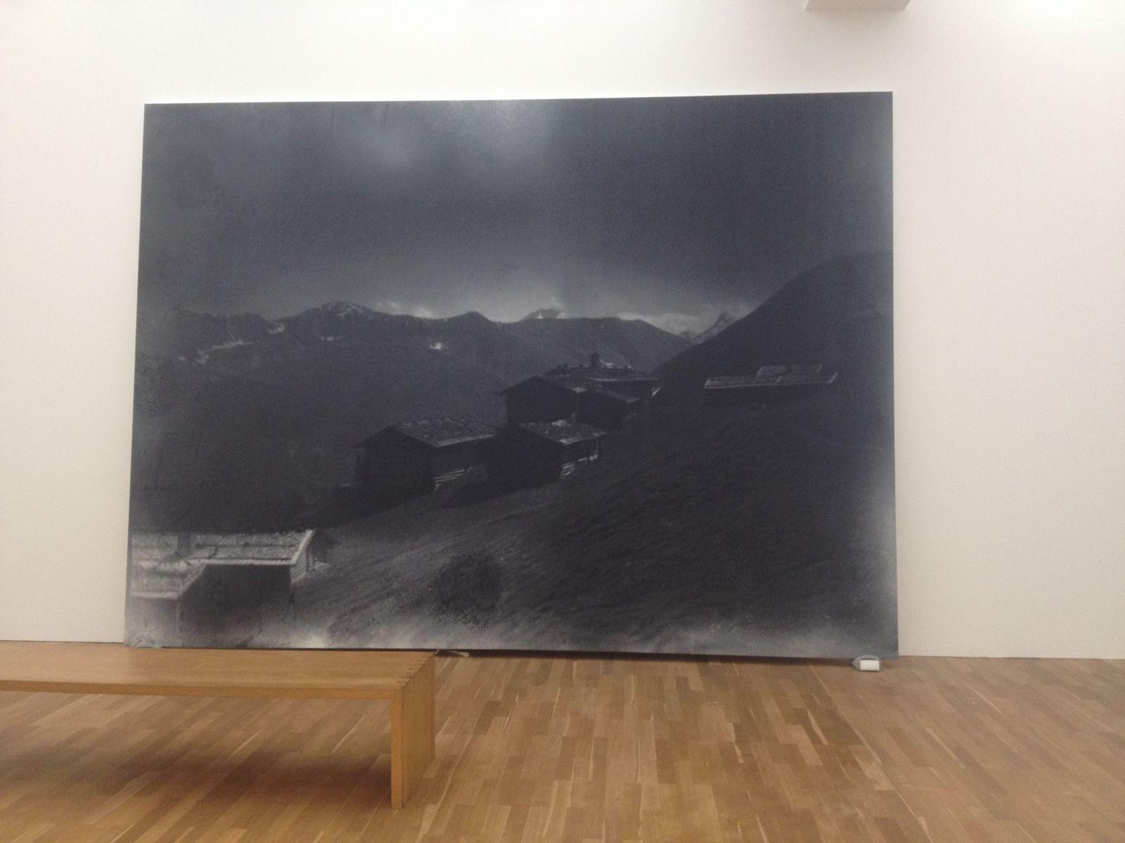 Rudolf Stingel, Untitled (nach E. L. Kirchner), (2008), © Courtesy of the Artist