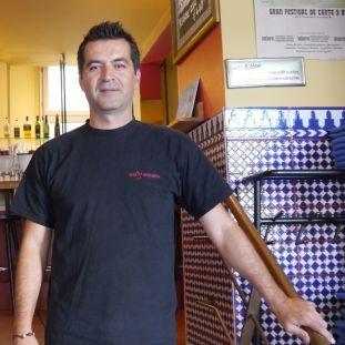 Robert Krainovic von Sol y Sombra. Foto: Anabel Acuña