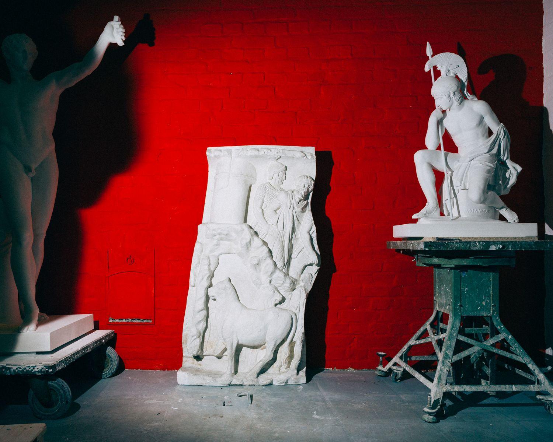Fragment der Marc-Aurel-Säule; © Staatliche Museen zu Berlin, Daniel Hofer