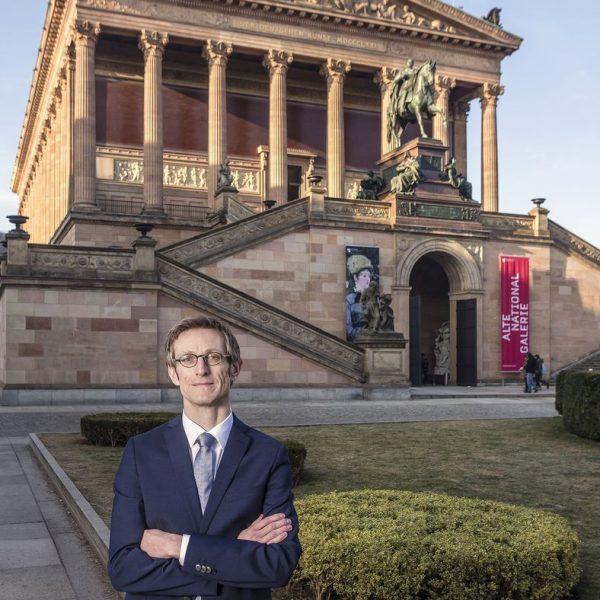 Ralph Gleis, Leiter der Alten Nationalgalerie ab Mai 2017 © Staatliche Museen zu Berlin / David von Becker