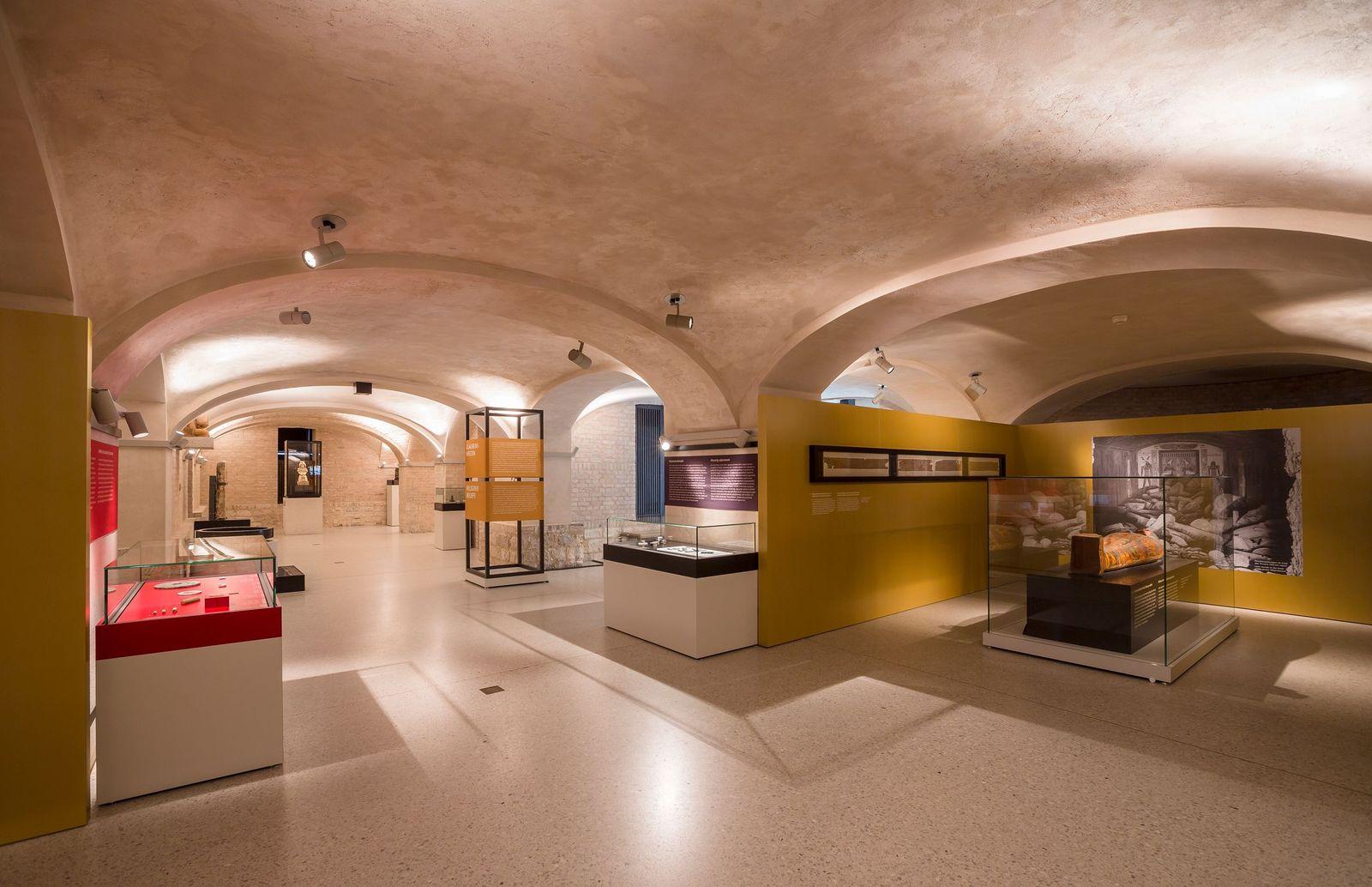 © Ägyptisches Museum und Papyrussammlung - Staatliche Museen zu Berlin / David von Becker