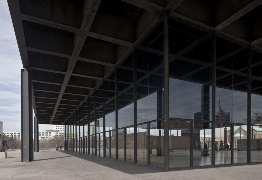 ©David Chipperfield Architects für das Bundesamt für Bauwesen und Raumordnung (BBR)