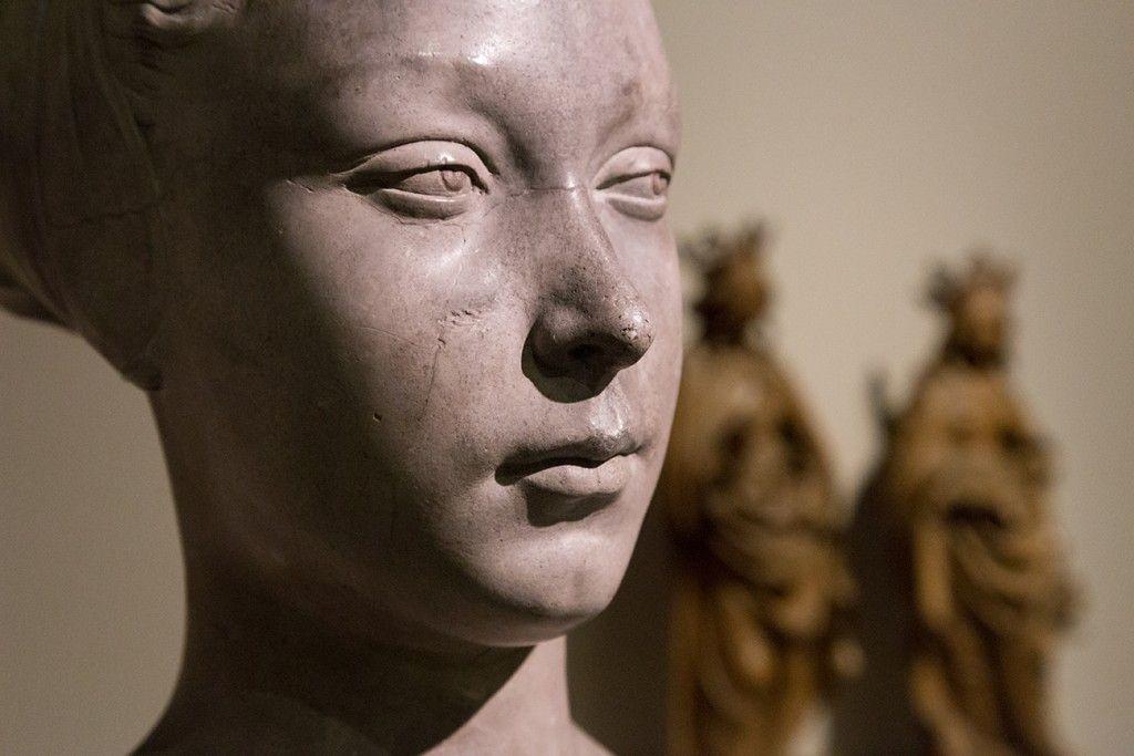 Unvergleichlich: Kunst aus Afrika im Bode-Museum. Sogenannte Prinzessin von Urbino, Italien, zweite Hälfte 19. Jh.