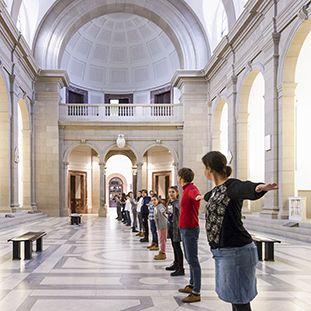 © lab.Bode – Initiative zur Stärkung der Vermittlungsarbeit in Museen / Staatliche Museen zu Berlin / Valerie Schmidt, 2017