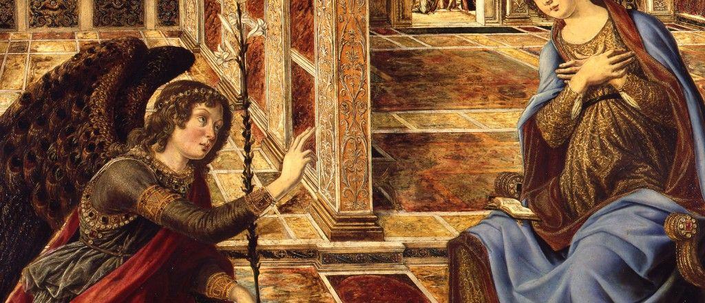 Detail: Die prächtigen Kleider © Staatliche Museen zu Berlin, Gemäldegalerie