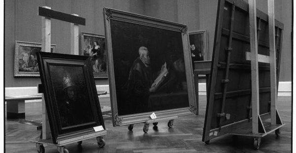 Rubenssaal im Neubau der Gemäldegalerie. ©Staatliche Museen zu Berlin Foto: Erik-Jan Ouwerkerk