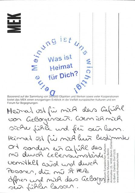 © Staatliche Museen zu Berlin, Museum Europäischer Kulturen