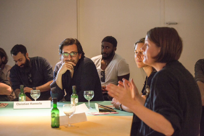 Design Talk zum Thema